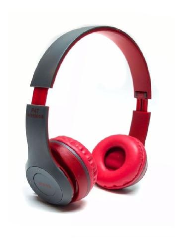 Auriculares Bluetooth Inalambricos Gamer Vincha Sd Radio Fm