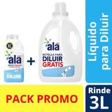 Jabón Líquido Ala Para Diluir 500 Ml + Botella Gratis