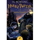 Harry Potter Y La Piedra Filosofal - Libro 1 - Ed Salamandra