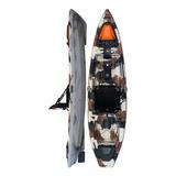 Kayak Hidro2eko Mako 110 Pro Camu Desierto - Kayaks Feelfree