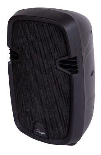 Bafle Activo 10 Potenciado Parquer 140w Bluetooth Usb