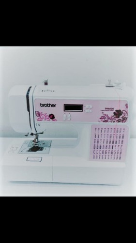 Sh6600 Maquina De Coser Brother