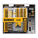 Set 40 Piezas Impact Ready® Flextorq Dewalt Dwa2t40ir