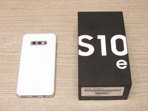 Exclusivo Samsung Galaxy S10e  Snapdragon
