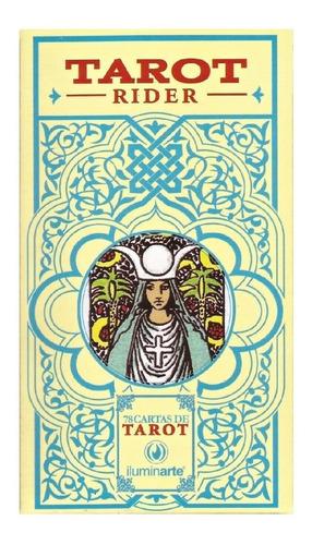 Cartas Mazo Tarot Rider Waite + Guía Básica - Arcana Caeli