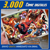 Comics Digitales Marvel Para Pc,tablet Y Smartphone