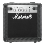 Amplificador Marshall Mg Carbon Fibre Mg10cf Combo Valvular 10w Negro 220v