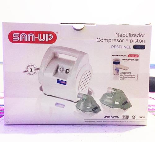 Nebulizador A Pistón Respineb San Up 3006 - Ampolla Adr