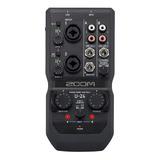 Interface De Audio Zoom U-24 100v/240v