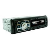 Estéreo Para Auto Electroland Orgt Con Usb, Bluetooth Y Lector De Tarjeta Sd