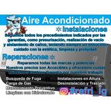 Instalación Y Service De Aires Acondicionados - Electricidad
