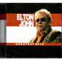 Cd Elton John - Greatest Hits Original