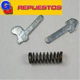 Conjunto Guia Sup.inf.y Resorte Barral Enceradora Ultracomb