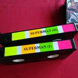 Superman 1ra Serie Completa 15 Episodios 2 Video Cassetes