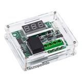 W1209 Modulo Termostato Digital Programable + Caja Transpare