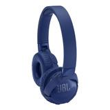 Auriculares Inalámbricos Jbl Tune 600 Btnc Azul