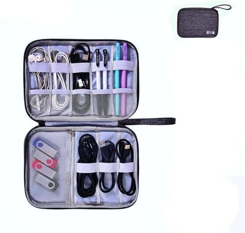 Bolso Organizador De Cables Bolsa De Mano Para Viajes