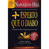 Livro Mais Esperto Que O Diabo Napoleon Hill Thiago Nigro