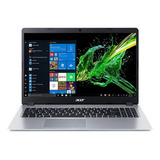 Notebook Acer Aspire 5 A515-43 Silver 15.6 , Amd Ryzen 3 3200u  4gb De Ram 128gb Ssd, Amd Radeon Vega 3 1920x1080px Windows 10 Home