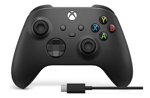Microsoft Control Xbox Inalmbrico + Cable Usb-c 2.7mts