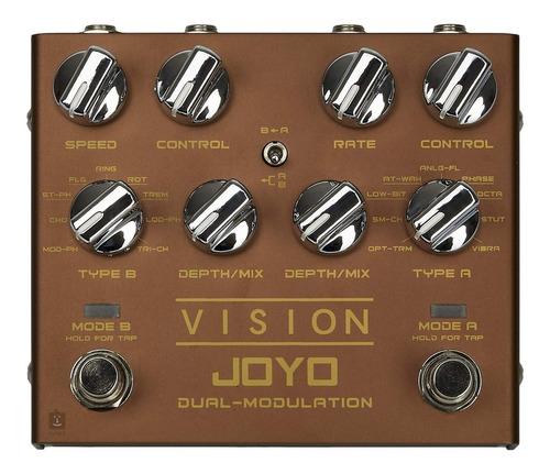 Pedal Joyo R-09 Vision Modulador Para Guitarra Electrica /
