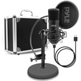 Pyle  Micrófono Usb Para Grabación De Podcast