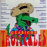 Clasicos Tropicales Cumbia Argentina Cd Original Nuevo