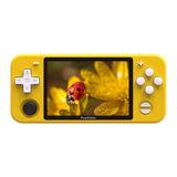 Consola Powkiddy Rgb10 32gb Color  Amarillo
