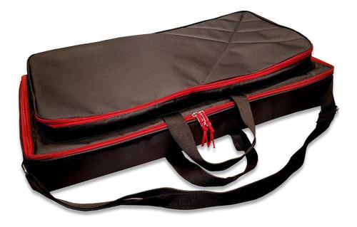 Bolso Premium Ddj-400 P/ Controlador Y Notebook 17 Pulgadas