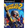 Destroy All Humans! 2 Ps2 Original