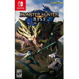 Monster Hunter Rise Switch - Juego Físico