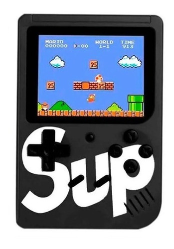 Consola Game Boy Retro Portatil + 400 Juegos - Four Shop