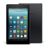 Tablet  Amazon Fire 7 2017 7  16gb Black Con 1gb De Memoria Ram
