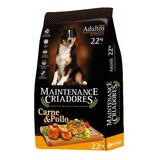 Maintenance Criaderos Adulto 22kg Alimento Para Perro