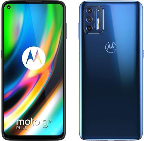 Motorola Moto G9 Plus 128gb 4gb Ram Sellados Tiendas Boleta