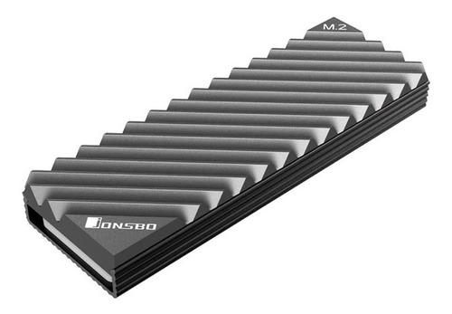 Disipador De Calor Completo En Aluminio Para Ssd M.2 2280