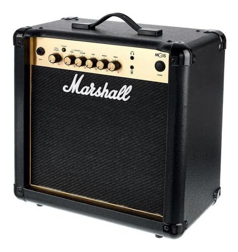 Amplificador De Guitarramarshall Mg 15 G Musicapilar