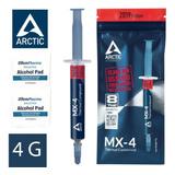 Pasta Térmica Arctic Mx-4 4 Gramos