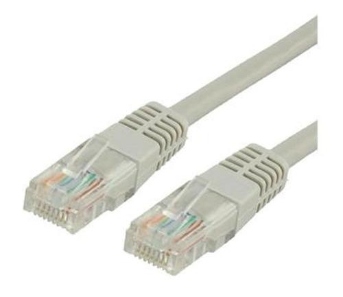 Cable De Red Rj45 Cat6 20 Metros 4par 24awg Interior Armado