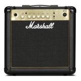 Amplificador Marshall Mg Gold Mg15 Combo Transistor 15w
