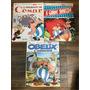 Livro- Gibi - Aventura De Asterix O Gavlês - Vol 21,22 E 23 Original