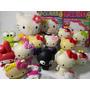 Hello Kitty Lote Boneco 2 Revista Japonesa Brinquedo Antigo Original
