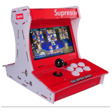 Maquina Portatil Arcade Retro Para 2 Jugadores