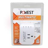 Protector Voltaje Multimatic Para Electrodomesticos Tv Xbox