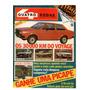 Quatro Rodas Os 30.000 Km Do Voyage Nº269 1982 Original