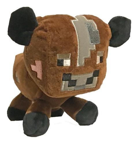 Peluche Minecraft Enderman Creeper Lobo Araña Steve Zombie