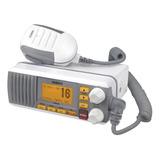 Equipo Fijo Radio Vhf Uniden Um385 B C/señal Distress Lancha