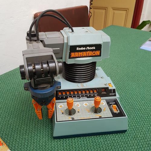 Brazo Robotico Armatron