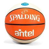 Pelota Basketball Spalding Fub Lub Metro N°7 Goma - Auge