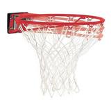 Aro De Basketball Profesional Resortes+soporte+red+tornillos